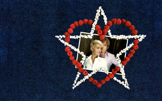 Heart-Star Collage 2 1680x1050