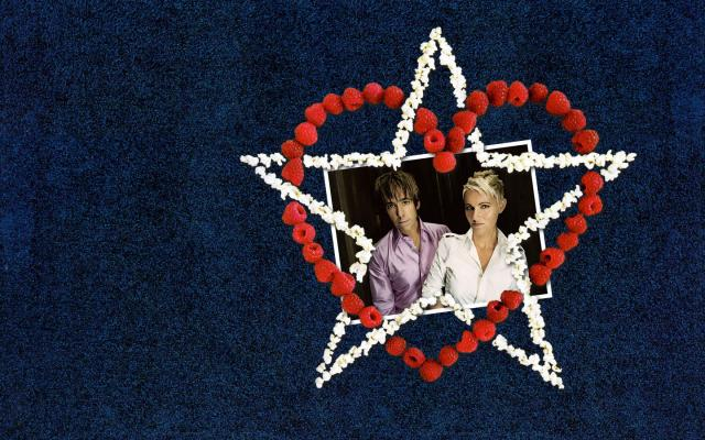 Heart-Star Collage 3 1440x900