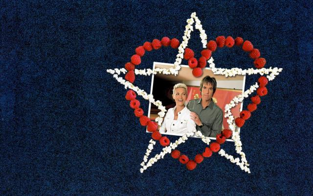 Heart-Star Collage 5 1440x900